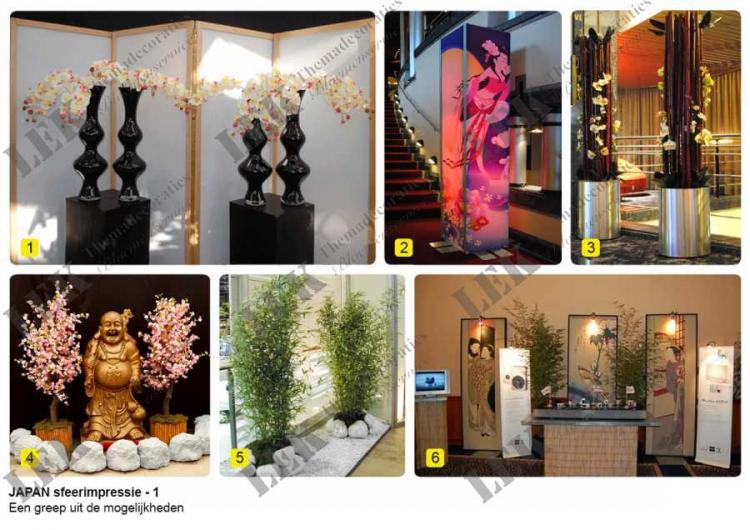 Staande Decoratie Japanse Kersenbloesem Interieur Decoratie A La Tara